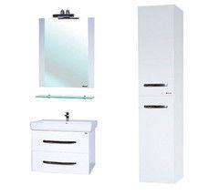 Мебель для ванной комнаты Bellezza Рокко 60 см подвесная