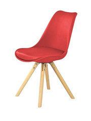 Кухонный стул Halmar K-201 (красный)