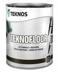 Краска Краска Teknos Teknofloor (0.9 л) база 3