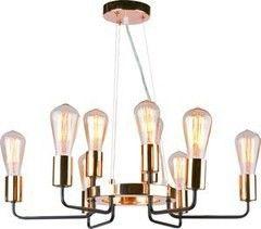 Светильник Светильник Arte Lamp Gelo A6001LM-9BK