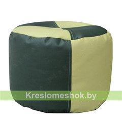 Бескаркасное кресло Бескаркасное кресло Kreslomeshok.by Пуфик зелёный/салатовый