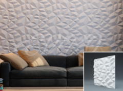 Декоративная стеновая панель Декоративная стеновая панель EViRO Crystal