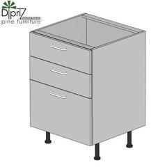 Кухонный шкаф Кухонный шкаф Диприз Шкаф нижний 60 Д 9001-29