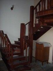 Деревянная лестница Деревянная лестница Древоград Пример 34