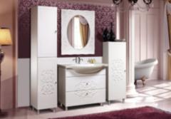 Мебель для ванной комнаты Калинковичский мебельный комбинат Нежность (белый)