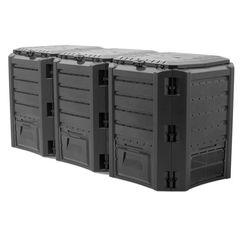 Контейнер, урна Module Compogreen 1200 л, черный