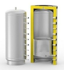 Буферная емкость S-Tank АТ Mono Heater (500 л.)