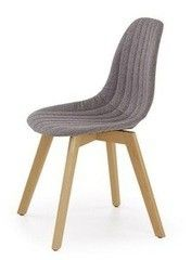 Кухонный стул Halmar K244 светло-серый
