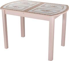 Обеденный стол Обеденный стол Домотека Танго ПО (МД ст-72 04) 80x120(157)x75