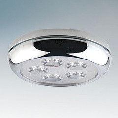 Встраиваемый светильник LightStar Pianto LED Maxi 071054