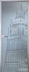 Стеклянная дверь Акма Тауэр