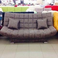 Диван Двухместный диван Клик-кляк «Стрекоза» Серый