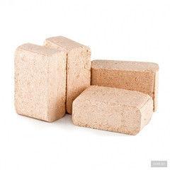 Топливо Брикеты из древесных опилок (2 т)
