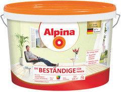 Краска Краска Alpina Стойкая интерьерная 10 л
