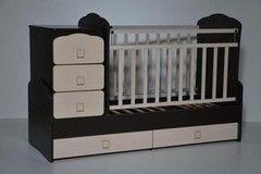 Детская кровать Детская кровать Антел Ульяна-1