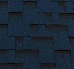 Гибкая черепица Гибкая черепица RoofShield Классик Модерн Синий