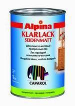 Лак Лак Alpina Klarlack Seidenmatt