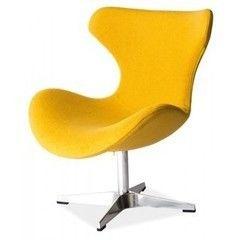 Кухонный стул Кухонное кресло Signal Felix (желтый)