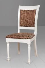Кухонный стул Мебель-Класс Ника 3.003.01 (белый)