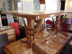 Обеденный стол Обеденный стол Stolmebel Модель 001
