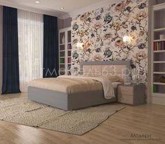Кровать Кровать УЮТ Модерн 160x200 (Kiton 06/01)