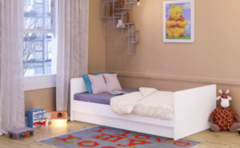 Детская кровать Детская кровать АМИ Оливия с подъемным механизмом