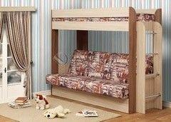 Двухъярусная кровать Олмеко Немо