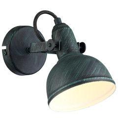 Настенно-потолочный светильник Arte Lamp Martin A5213AP-1BG