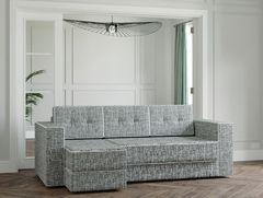 Диван Диван Настоящая мебель Ванкувер Модерн (модель: 00-00000027) светло-серый