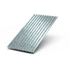 Профнастил Профнастил МеталлПрофиль C-21х1000-A, B 0.55 мм (Цинк, бесцветный)