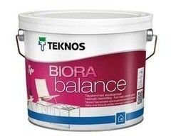 Краска Краска Teknos Biora Balance (9 л) база 1