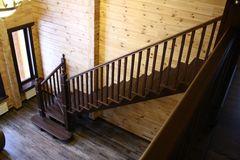 Деревянная лестница Деревянная лестница ИП Сопин А.В. Пример 176