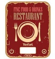 Кухонные весы Кухонные весы Tefal Vintage Restaurant BC5104V1