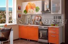 Кухня Кухня BTS Персик 1,8м