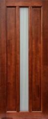 """Межкомнатная дверь Межкомнатная дверь Ока ЧО """"Трояна"""" (Ольха махагон)"""