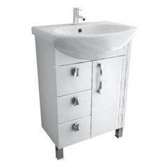 Мебель для ванной комнаты Triton Тумба Кристи-70 с ящиками