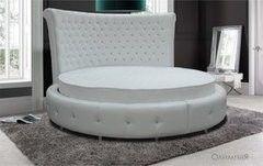 Кровать Кровать Настоящая мебель Олимпия