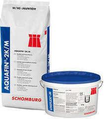 Гидроизоляция Гидроизоляция Schomburg Aquafin-2K/M (Аквафин-2K/M)