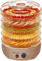 Сушилка для овощей и фруктов Сушилка для овощей и фруктов Zigmund & Shtain ZFD-401
