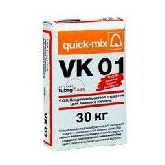 Сухая кладочная смесь Сухая кладочная смесь Quick-Mix VK 01