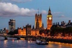 Фотообои Фотообои Vimala Закат в Лондоне