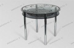 Обеденный стол Обеденный стол Стеклолюкс С 27 Фаворит