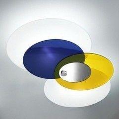 Настенно-потолочный светильник Linea Light Hula hoop 90212