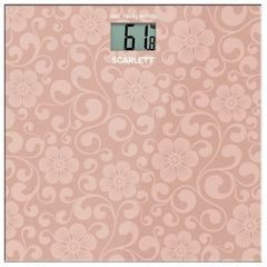 Напольные весы Напольные весы Scarlett SC-BS33E034