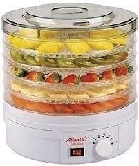 Сушилка для овощей и фруктов Сушилка для овощей и фруктов Atlanta ATH-1671