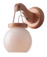 Настенный светильник Zaklad 45 сосна