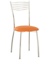 Кухонный стул Фатэль Хлоя хром