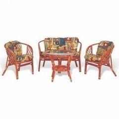 Комплект мебели из ротанга Calamus Rattan Багама 01/17