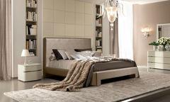 Кровать Кровать ZMF Герда (сп. место 140х200 см., капучино)