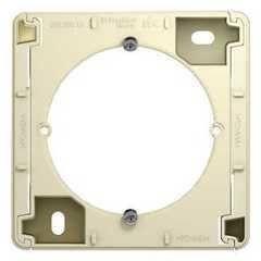 Электромонтажная коробка Schneider Electric для наружного монтажа Glossa, бежевый GSL000200